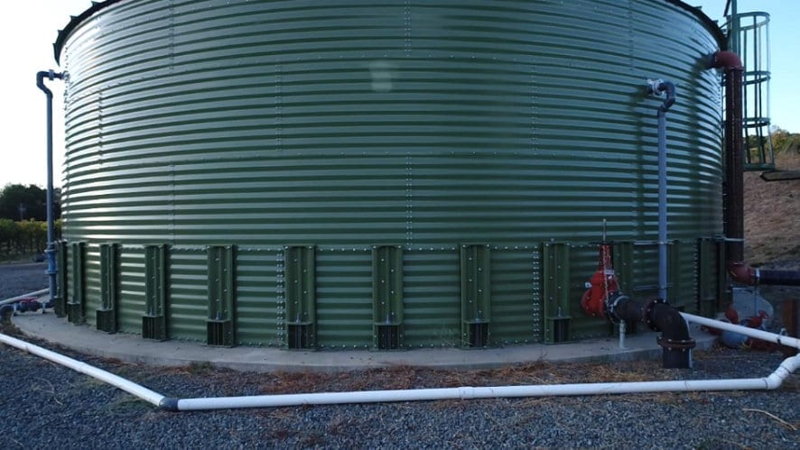 Bolted Steel Water Tank